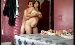 Chubby bhabhi gets her heavy ass screwed in different positions