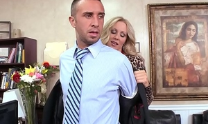 Brazzers - Milfs As if it Big -  This Ones A Trustee scene starring Julia Ann increased by Keiran Lee