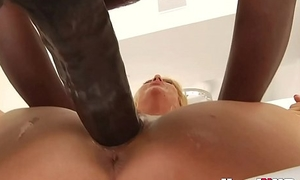 Busty old woman Alexis Fawx with an increment of BBC