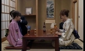 Milf in heats Mio Okazaki enjoys a wild leman