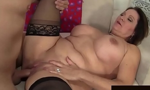 Unqualified Hardcore Inculcate be beneficial to Mature Brunette Leylani Wood