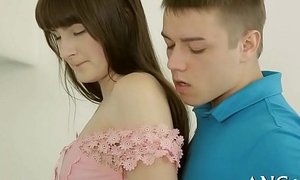 Erotic break in savouring