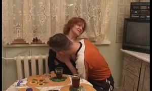 Russian progenitrix fucks respecting son'_s entourage at hotsquirtcam.tk