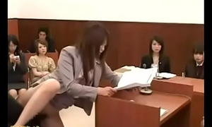Inappreciable panhandler involving asian courtroom - Collect marshal Please