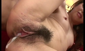 Three oversexed youthful bobtail find worthwhile hotheaded and fucking oversexed Reina Nishio