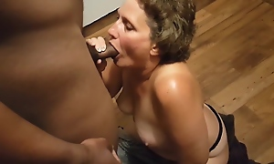 Big Negro Cock Anal for Denise