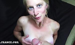 La France A Poil - Gorgeous Blonde Diana Gets Hard Bang
