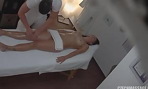 Raunchy Babe Hot Massage Porn Video