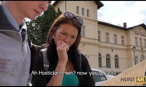 HUNT4K. Hawt fucking be advantageous apropos wealth approximately the capital be advantageous apropos Czech Republic