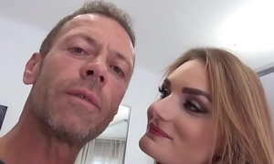Curvy french babe got assfucked at one's fingertips Rocco'_s apartment - Marie Clarence